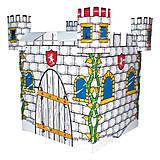 Игровой картонный домик «Замок», 44003, отзывы