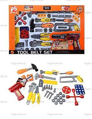 Игровой комплект инструментов для детей, 2136