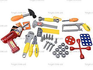 Игровой комплект инструментов для детей, 2136, магазин игрушек