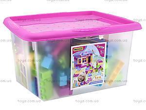 Игровой конструктор для детей, 123 элемента, 41280, магазин игрушек