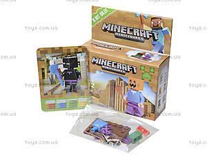 Игровой конструктор Minecraft, SL8906, купить