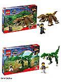 Игровой конструктор «Парк динозавров», 759067, купить