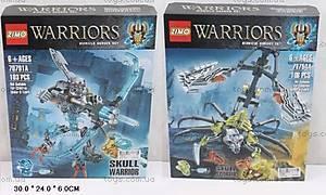Игровой конструктор «Warriors», 70791A94A