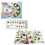 """Игровой коврик """"City Traffic"""" вид 2 (RT001-3), RT001-3, купить"""