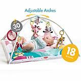Игровой коврик с дугами «Мечты принцессы», Tiny Love, 1205506830, детские игрушки
