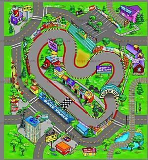Игровой коврик серии «Машинки», OT257435, игрушки