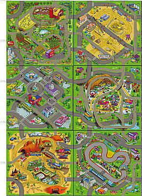 Игровой коврик серии «Машинки», OT257435, детские игрушки