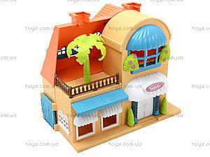 Игровой кукольный дом с аксессуарами и куклами, 1165, купить