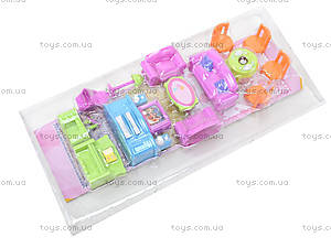 Игровой кукольный дом с аксессуарами и куклами, 1165, отзывы