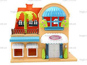 Игровой кукольный дом с аксессуарами и куклами, 1165, цена