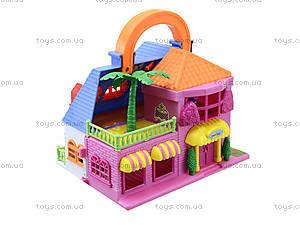 Игровой кукольный дом с мебелью, 32513A, отзывы