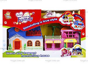 Игровой кукольный дом с мебелью, 32513A, цена
