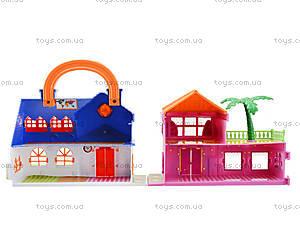 Игровой кукольный дом с мебелью, 32513A, toys.com.ua