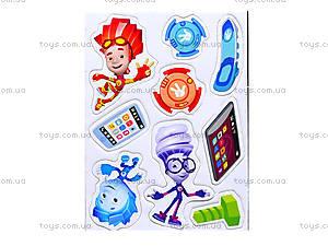 Игровой магнитный  Фикси-мир «Фикси-предметы», VT3102-02, отзывы