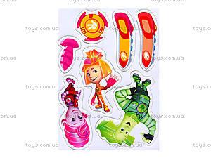 Игровой магнитный  Фикси-мир «Фикси-предметы», VT3102-02, игрушки