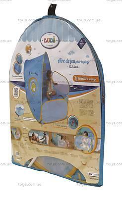 Игровой манеж с козырьком «Пляж», 2205, купить