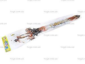 Игровой меч для детей, 1688C-2, отзывы