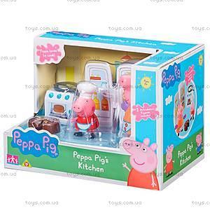 Игровой мини-набор Peppa «Кухня Пеппы», 06148, купить