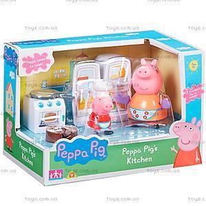 Игровой мини-набор Peppa «Кухня Пеппы», 06148, отзывы