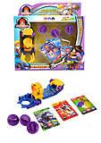 Игровой набор с трансформером, 2 вида, 520-11, купить
