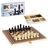 Игровой набор 3 в 1 (деревянная доска), С36818, детские игрушки