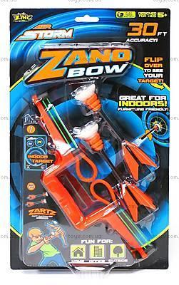 Игровой арбалет Zano, оранжевый, AS911O, фото