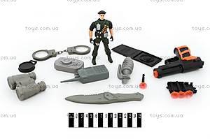 Игровой набор  «Армия», 666-7