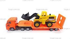 Игровой набор «Аавтоперевозчик на стройке», SB-15-04-6-WB, игрушки