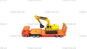 Игровой набор «Аавтоперевозчик на стройке», SB-15-04-6-WB, магазин игрушек