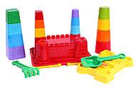 Игровой набор «Башня», 4647, фото