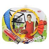 """Игровой набор """"Баскетбол"""" детский, 682-9, іграшки"""