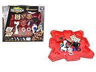 Игровой набор «BeyBlade» с ареной, AP01IN008, купить игрушку