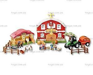 Игровой набор детский «Ферма», K30824, купить