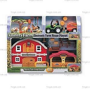 Игровой набор детский «Ферма», K30824