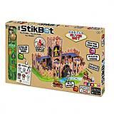 Игровой набор для анимационного творчества STIKBOT – ЗАМОК, TST623C, магазин игрушек