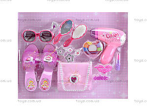 Игровой набор для детей «Аксессуары для девочек», S7688-2, купить