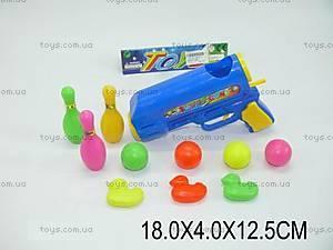 Игровой набор для детей «Боулинг», 0893-1