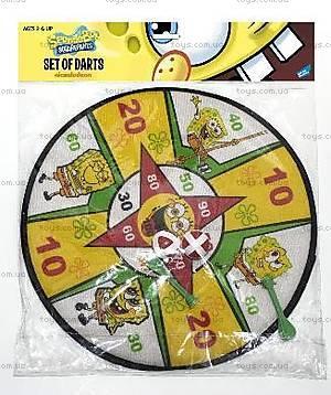 Игровой набор для детей «Дартс», 21973-361-A29