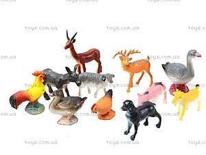 Игровой набор для детей «Домашние животные», T309-14, toys.com.ua