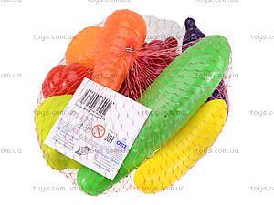 Игровой набор для детей «Фрукты и овощи», 362, фото