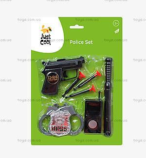 Игровой набор для детей «Полиция», 5559