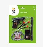 Игровой набор для детей «Полиция», 5559, отзывы