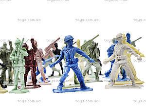 Игровой набор для детей «Солдатики», 1122-8, купить