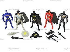 Игровой набор для детей «Супергерои», 8875