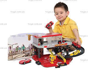 Игровой набор для мальчиков «Гараж Ferrari», 18-31231, отзывы