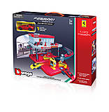 Игровой набор для мальчиков «Гараж Ferrari», 18-31231, фото
