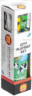 Игровой набор для мальчиков «Мой город», 89631