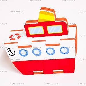 Игровой набор для ванной «3D-модель парохода», MK 195, купить