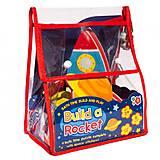 Игровой набор для ванной «3D-модель ракеты», MK 232