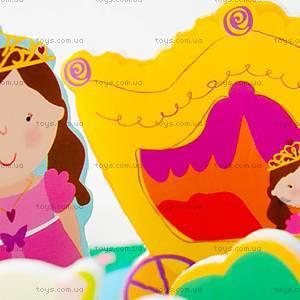 Игровой набор для ванной «3D сцена Замок принцессы», MK 153, отзывы